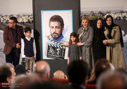 رونمایی از پوستر سی و پنجمین جشنواره فیلم فجر