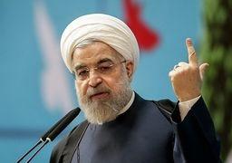 رئیس جمهوری : دیگر سال 88 و 78 نیست، اکنون سال 96 است / تازه یاد گرفتهاند کلمه رکود را ادا کنند!