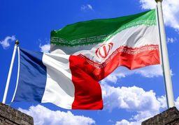 اخراج یک دیپلمات ایرانی از فرانسه