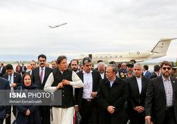 ورود عمرانخان به مشهد