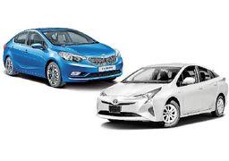 مقایسه خریدارانه 12 خودرو در بازار ایران + عکس
