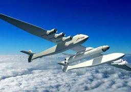 سازندگان بزرگترین هواپیمای دنیا از تاریخ پرواز آن خبر می دهند +عکس