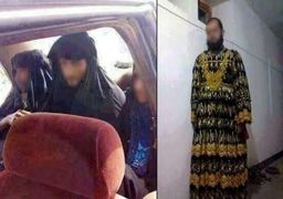 هلاکت 50 داعشی حین فرار در لباس زنانه + عکس