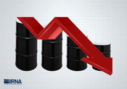 قیمت هفتگی نفت ۹ درصد افت کرد