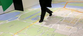 مردی موفق شد Google Maps را فریب دهد