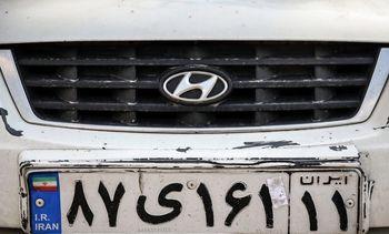 افزایش دستکاری پلاک خودروها