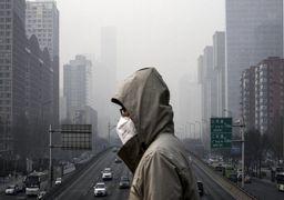 آلودگی هوا چه زمانی از تهران خارج میشود؟