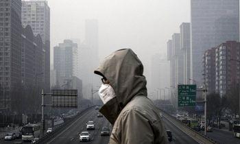 نقشه آلودهترین هوای مناطق مختلف تهران