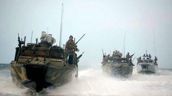 شش قایق جنگی رژیم صهیونیستی وارد حریم آبی لبنان شدند