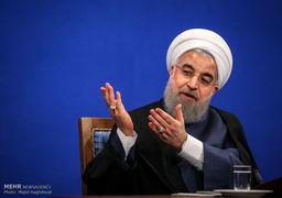 روحانی:برخی شرایط 4 سال قبل را فراموش کردهاند