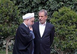 دروغ پردازی بزرگ نماینده سابق مجلس در مورد جهانگیری و روحانی + عکس