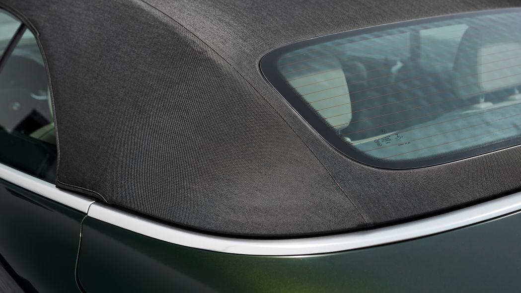 خودروی 2021 BMW 4 با سقف برزنتی