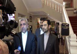 وزیر نیرو برای شرکت در کمیسیون مشترک اقتصادی وارد ارمنستان شد