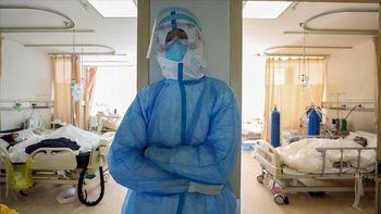 بیماران کرونایی چند تخت بیمارستان های تهران را پرکردند