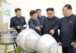 وقتی کیم جونگ اون دست به «مهره» اتمی می برد + عکس