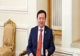 250هزار ماسک از سفارت چین به ایران اهدا شد
