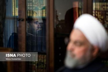 تصاویر جلسه شورای عالی فضای مجازی