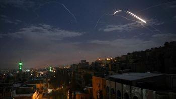دفع حمله هوایی اسرائیل به پایتخت یک کشور عربی