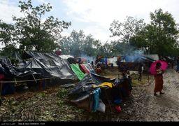 تلاش میانمار برای به دام انداختن مسلمانان بی پناه / مرز بنگلادش مین گذاری شد