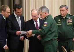 خروج ارتش روسیه از سوریه آغاز شد