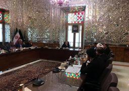 نخستین نشست بررسی سیاستهای کلی نظام قانونگذاری با حضور سران کشور برگزار شد