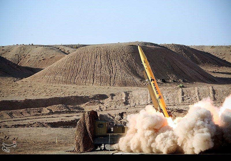 گزارش| استفاده از موشکهای خانواده فاتح در عملیات انتقام سخت