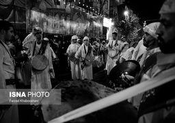 محرم در محلههای مختف تهران