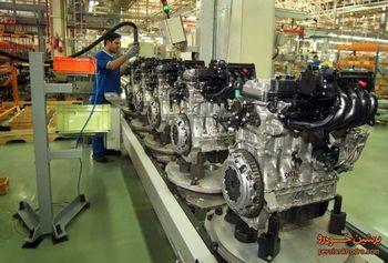 کاهش 37 درصدی تولید خودرو