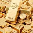 کاهش قیمت طلا به کمترین رقم دو هفته گذشته/ اونس جهانی 1309 دلار