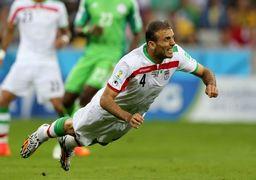 سیدجلال: حسرت بزرگم بازی نکردن در جام جهانی روسیه بود