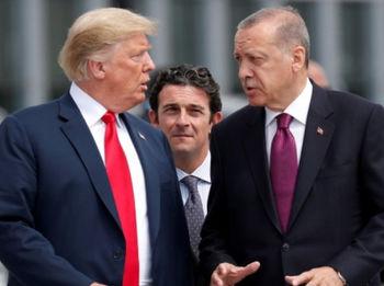 ترامپ بهدنبال شکاف میان ایران و ترکیه