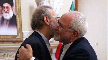 محمدجواد ظریف حامی لاریجانی در انتخابات 1400 خواهد بود؟