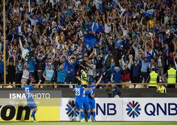 آینده روشن استقلال در فوتبال ایران
