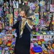تصاویری از بازار گرگان و خرید عیدنوروز