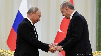 بحران ادلب؛ دیدار پوتین و اردوغان در مسکو
