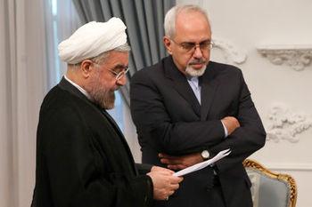 حسن روحانی استعفای ظریف را نپذیرفت/ پذیرش استعفا را بر خلاف مصالح کشور میدانم