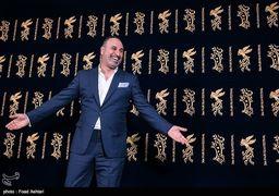 وقتی هنرپیشه مشهور عکاسان جشنواره را سوژه خودش می کند! + عکس