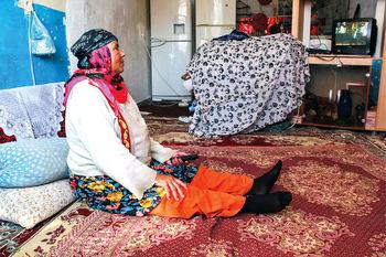 سرنوشت تلخ تنها زن پاکبان ایرانی!