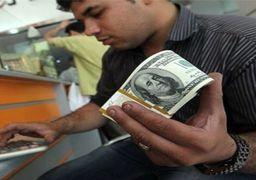 نوسان قیمت دلار روی جریان نامنظم عرضه