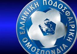 فدراسیون فوتبال یونان: ما بیشتر از ایران ضرر کردیم!