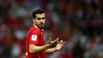 قیمت 7 میلیون یورویی برای ملی پوش فوتبال ایران