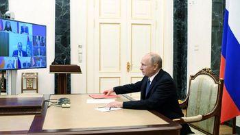 توضیح سخنگوی کرملین درباره علت تبریک نگفتن پوتین به بایدن