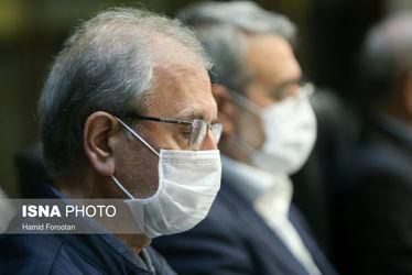 جلسه ستاد ملی مبارزه با کرونا با حضور رییس جمهوری
