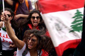 شوخی جنجالی پسر حسنی مبارک با دختران لبنان