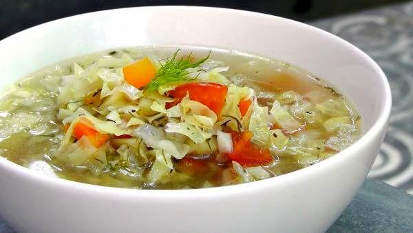 سوپ کلم برای رژیم