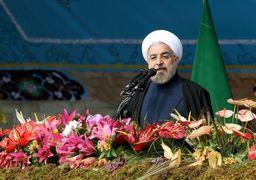 روحانی: انسداد دروازه انتخابات مردم را به مسیر انقلابی بزرگ هدایت کرد/ رفراندوم پایه نظام ما است /گاهی انتخاب بین، مقاومت یا دیپلماسی غلط است/ انقلاب ما یک انتخاب بود