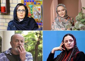 کدام هنرمندان ایرانی کرونا گرفتند