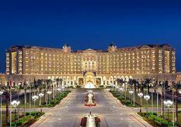 هتل لوکسی که زندان شاهزادگان سعودی شد + عکس