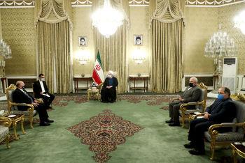 واکنش روحانی به حضور نیروهای مسلح آمریکایی در منطقه