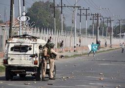 درگیری نظامی هند و پاکستان در کشمیر